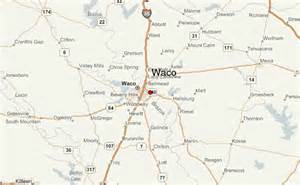 waco maps waco location guide