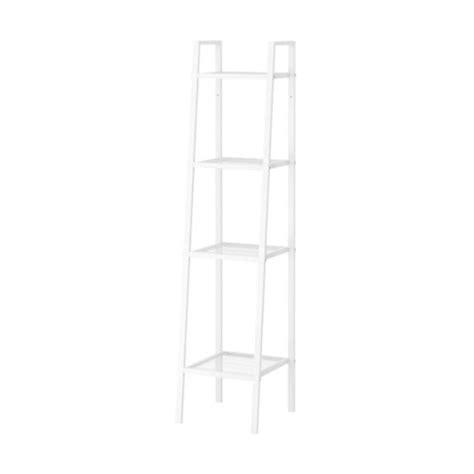 Produk Ikea Furniture jual ikea lerberg unit rak putih lebar 35 cm 4 susun