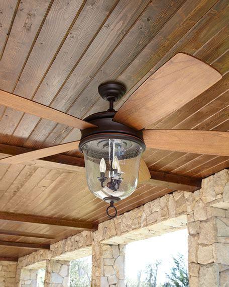 seeded glass ceiling fan fredericksburg indoor outdoor ceiling fan neiman marcus