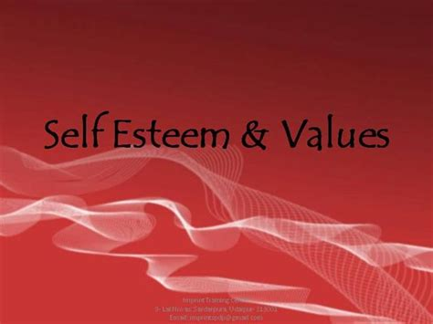 self esteem powerpoint templates self esteem authorstream