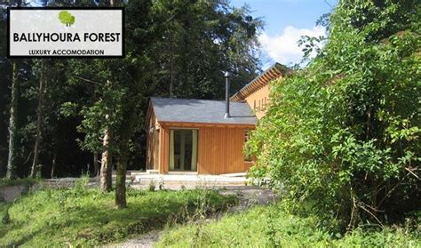 Ballyhoura Forest Luxury Homes Hotel Deals From Irelands 1 Daily Deals Website Escapes Ie