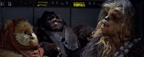 ewoks wookiees and the importance of the