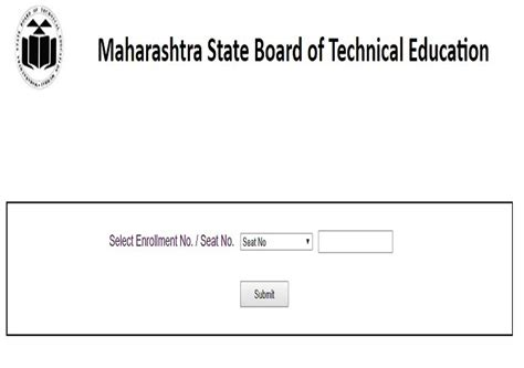 Directorate Of Technical Education Maharashtra State Mumbai Mba 2015 by Msbte Results 2017 Now Out Check The Winter Diploma