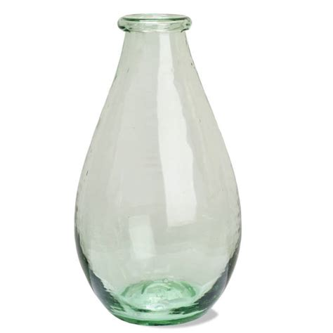 Recycled Glass Vases by Large Recycled Glass Vase By All Things Brighton Beautiful Notonthehighstreet