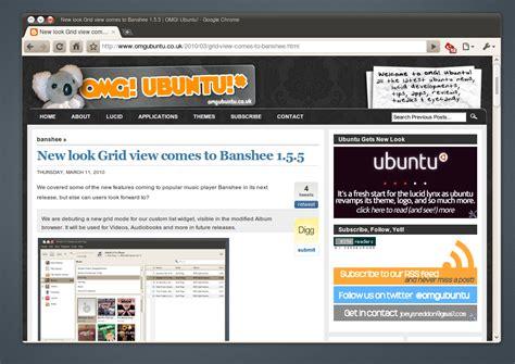 chrome themes ubuntu ubuntu ambiance chrome ium theme omg ubuntu