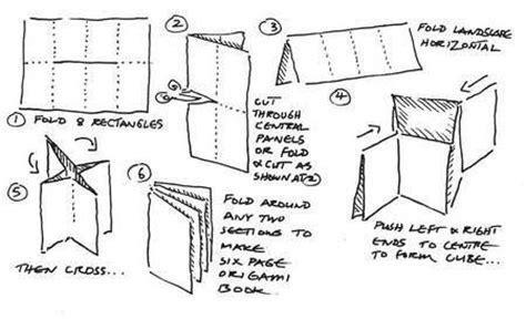 Make A Mini Book Challenge by Mini Zine Zine Origami