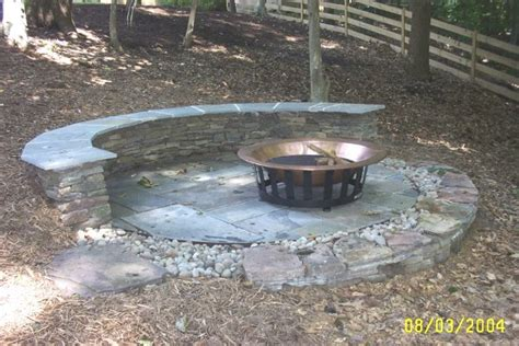 stacked pit stacked sitting wall ciminelli s landscape