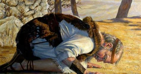 prophet elijah prayerfully watched  waited bible