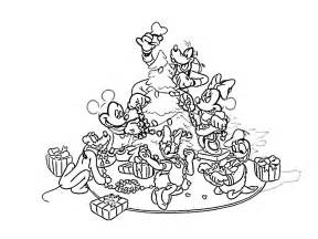disney christmas coloring pages free large images