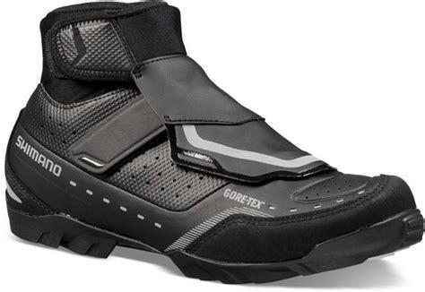 shimano winter mountain bike shoes shimano mw7 winter mountain bike shoes s at rei