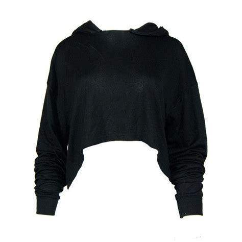 Sweater Crop Hoodie best 25 crop top hoodie ideas on hoody
