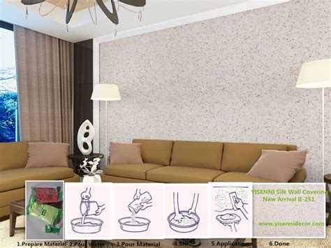 yisenni dekorasi rumah manufaktur bahan hiasan dinding