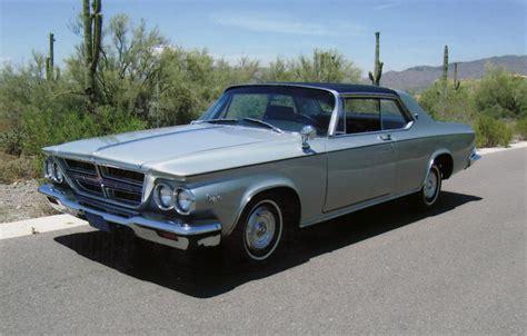 1964 chrysler 300k silver series 2 door hardtop 70879