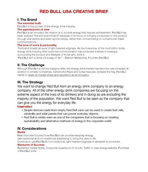 bull creative brief by alec black issuu