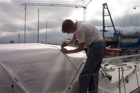 zef zeilboot zeilmakerij volendam sailmakers zeilboot