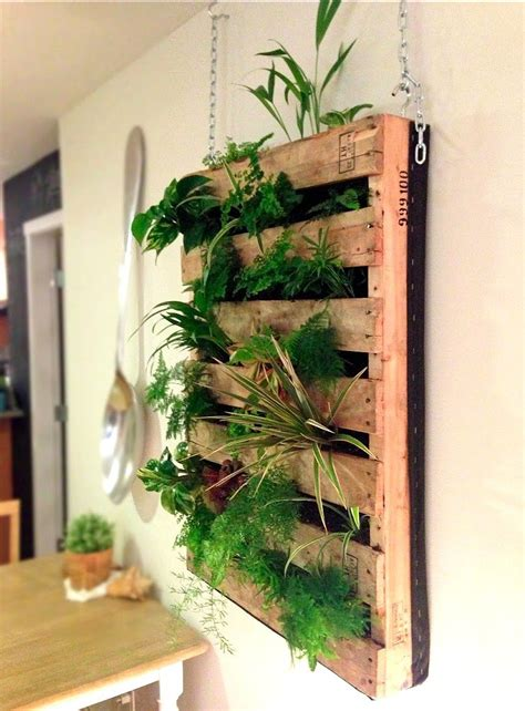 indoor wall garden 10 diy indoor herb garden ideas and planters honey lime