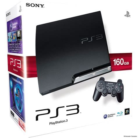 Playstation 3 Finally To Arrive In Uk by Playstation Ps3 160gb Wholesale Consoles