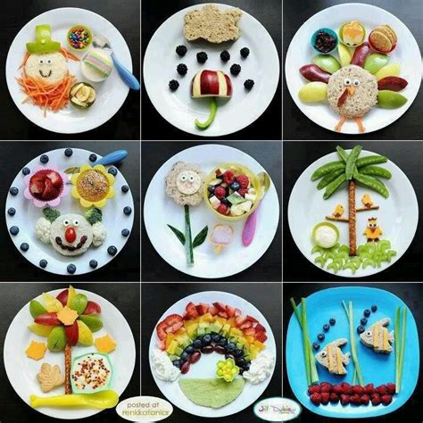 fun healthy food ideas for kids holiday food and food art pintere
