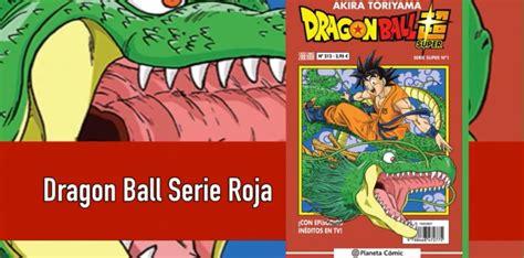 dragon ball serie roja el manga de dragon ball super llegar 225 a espa 241 a en 2017