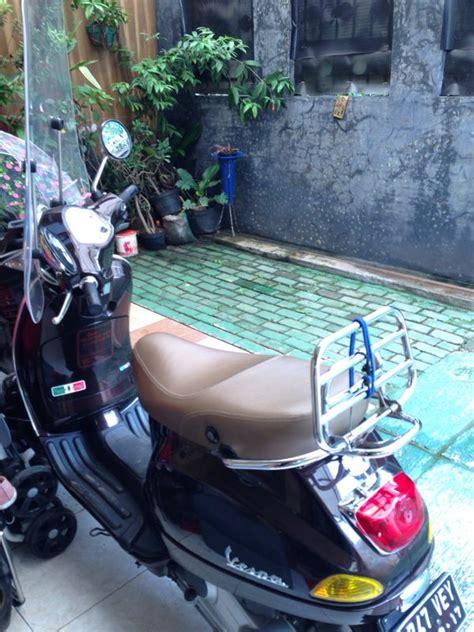 Modifikasi Vespa Tangerang by Bekas Vespa Lx 150 Ie 2012 Banyak Bonus