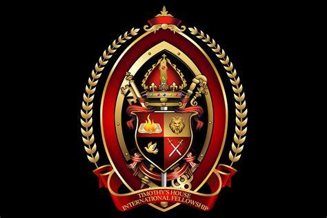 design a crest logo bishop seal design free quote
