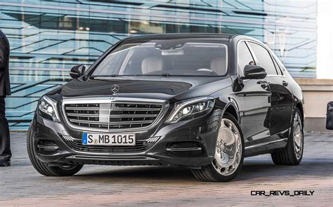 mercedes maybach 2015 2015 mercedes maybach s600 brings royal upgrades to new