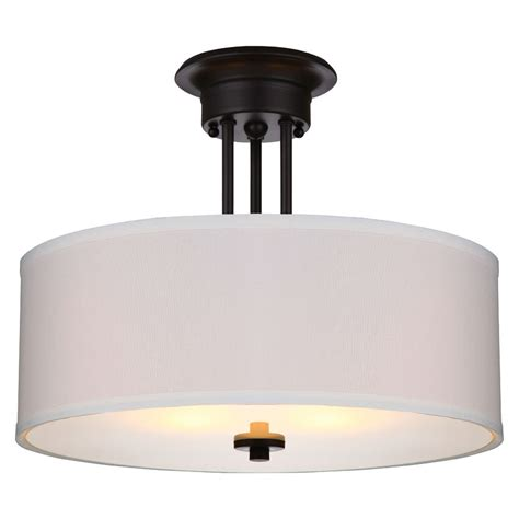 rubbed bronze semi flush ceiling light semi flush mount ceiling light fixture 20 8499