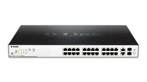 Termurah D Link Dgs 1100 24 Smart Managed 24 Port Gigabit Switch 1100 series smart managed 24 port gigabit poe switch with 2 gigabit rj45 sfp combo ports d