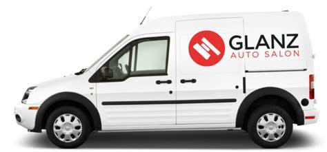 glanz auto salon mobile auto detailing and car wash setx