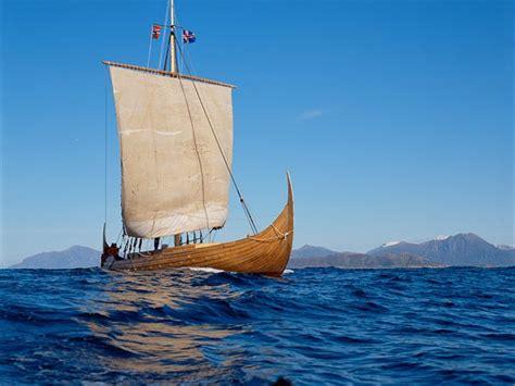 navi persiane gli indiani d america arrivarono in europa con i vichinghi