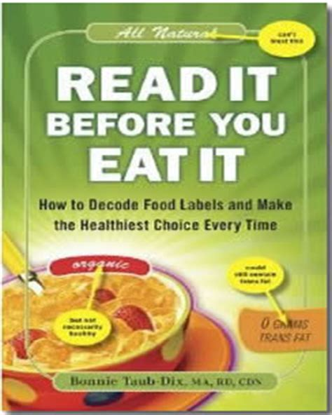 Read It And Eat by Healthy Snack Delivery 10 Improving Nutrition Hacks