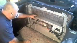 Chrysler Sebring Convertible Top Motor Hmonghot How To Install Replace Front Power Window
