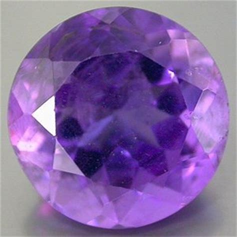 Purple Amethyst 11 Ct large purple amethyst 12mm cut gem 6 11