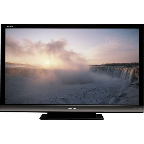 Tv Lcd Aquos sharp lc 60e88un 60 quot aquos lcd tv lc60e88un b h photo