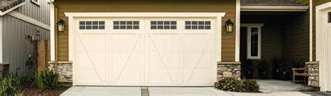 Garage Door Panel With Windows Carriage Garage Doors Venidami Us