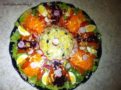 Decoration De Salade Marocaine by Id 233 233 S D 233 Co Salade Entr 233 Es Salades Entr 233 Es