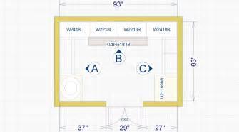 Walk in closet layout plans interior amp exterior doors