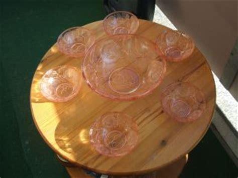 len 70iger glas kristall gebrauchsglas antiquit 228 ten