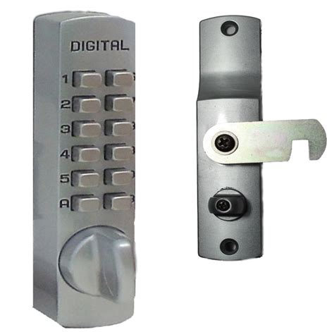 Keyless Cabinet Lock lockey c170 keyless mechanical digital cabinet lock