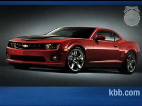 2010 chevrolet camaro pricing ratings reviews kelley blue book chevrolet camaro video review kelley blue book chevy youtube