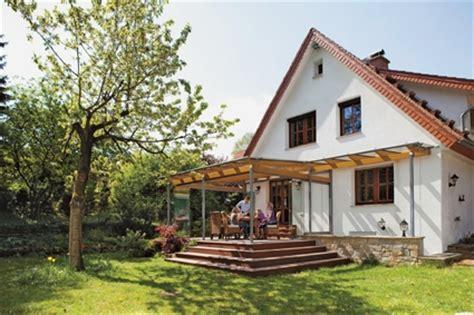 veranda ohne dach terrassen 252 berdachung als alternative zum wintergarten