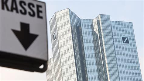 deutsche bank geld wechseln deutsche bank legt weiteren us rechtsstreit bei geld