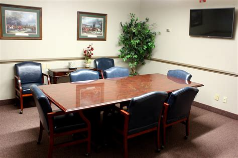 Small Conference Room by Center Conference Rooms Knoxville Office