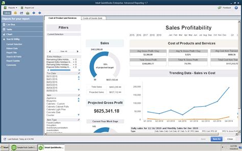 quickbooks advanced tutorial quickbooks advanced reports customization service