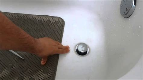 replace bathtub drain stopper replace bathtub drain plug home ideas collection the