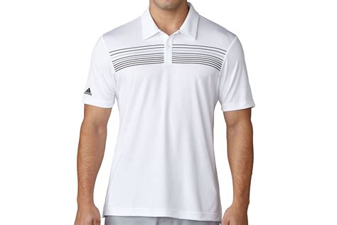 Polo Shirt Adidas Variant Color adidas golf climacool chest print polo shirt from american