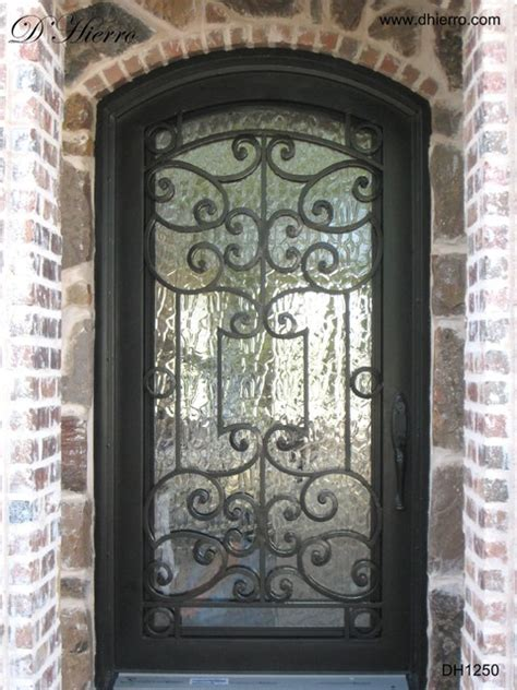 Iron Front Doors Dallas Iron Doors Exterior Traditional Exterior Other Metro By D Hierro Forged Iron