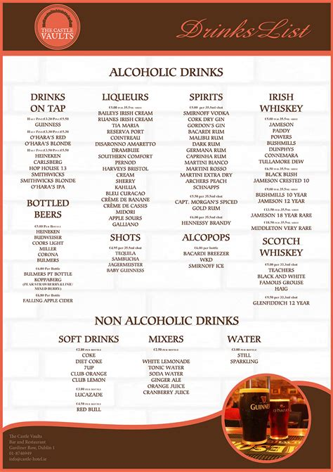 new year cocktail menu new years cocktail menu 28 images fully licensed bar