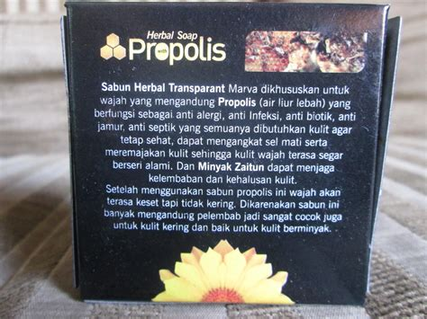 Sabun Propolis sabun propolis alzafa store