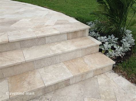Travertine Patio Pavers Best 25 Travertine Pavers Ideas On Pinterest Brick Driveway Pool Pavers And Backyard Patio